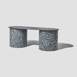 Confetti Benches | Sitzbänke | DesignByThem