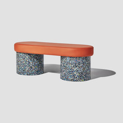 Confetti Benches | Panche | DesignByThem