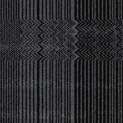 Visual Code - Stitch Count Charcoal Count | Quadrotte moquette | Interface USA