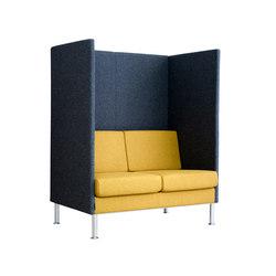 Manhattan | HighBack 2-seater | Canapés | SMV Sitz- & Objektmöbel