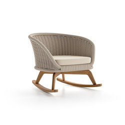 Ludo Rocking Armchair | Armchairs | Atmosphera