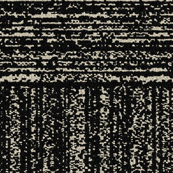 Visual Code - Decibel B&W Decibel | Carpet tiles | Interface USA