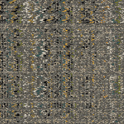 Visual Code - Static Lines Pewter Static | Carpet tiles | Interface USA