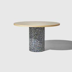 Confetti Round Table | Esstische | DesignByThem