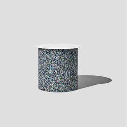 Confetti Side Table | Tavolini alti | DesignByThem