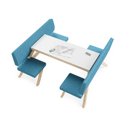 TOOaPICNIC connecting table | Table-seat combinations | TooTheZoo