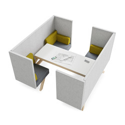 TOOaPICNIC connecting table | Sistemas de mesas sillas | TooTheZoo