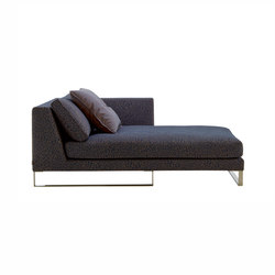 Exclusif 2 | Mini-Lounge/Left With Armrest A Complete Item | Recamieres | Ligne Roset