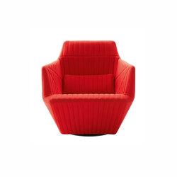 Facett | Swivelling Armchair | Armchairs | Ligne Roset