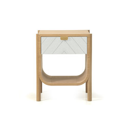 Marius side bed   Night stands   Hartô