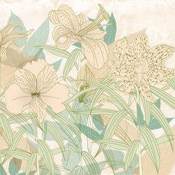 Fancy lilies | Revêtements muraux / papiers peint | WallPepper