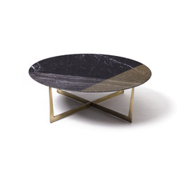 Gold Radius | Coffee tables | Alex Mint