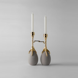 Walking Hen candleholder | Bougeoirs | BD Barcelona