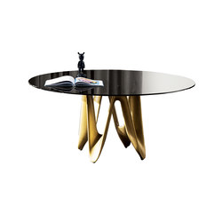 Lambda Round | Dining tables | Sovet