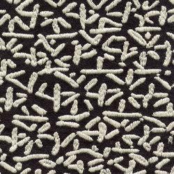 Flanelle | Flanelle brodée WO 109 75 | Drapery fabrics | Elitis