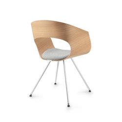 Bonito | BN 542 | Chairs | Züco