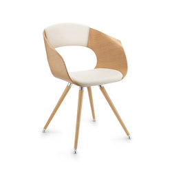 Bonito | BN 632 | Chairs | Züco