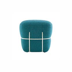 Lace | Small Footstool | Poufs | Ligne Roset