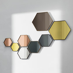 Visual hexagonal | Espejos | Sovet