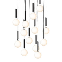 Miira 13 Opal | Suspended lights | Nuura