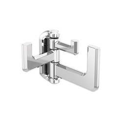 Hinged Robe Hook | Towel rails | Brizo
