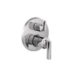Pressure Balance Valve with Integrated 3-Function Diverter Trim | Shower controls | Brizo