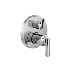 3-Function Diverter with Lever Handles | Shower controls | Brizo