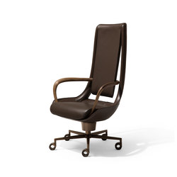 Clip Armchair | Office chairs | Giorgetti