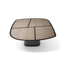 Disegual Table | Coffee tables | Giorgetti
