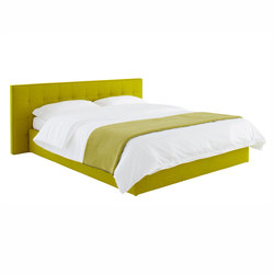 Nador | Low Headboard With Buttons For 160 Beds | Bed headboards | Ligne Roset