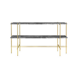 TS Console - 2 Rack - 120 x 30 | Console tables | GUBI