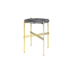TS Side Table - Ø40 | Mesas auxiliares | GUBI