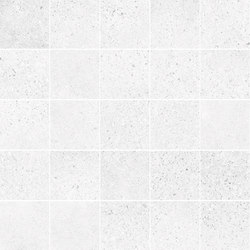 ALLEY | D.ALLEY WHITE MOSAIC/BHMR | Mosaici ceramica | Peronda