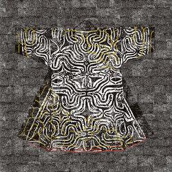 Domino | Kimono RM 257 01 | Arte | Elitis