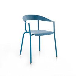 Alu Mito Armlehnenstuhl | Chairs | conmoto