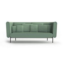 Kimono Sofa hoch inkl. Kissen | Sofas | conmoto