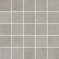 DETROIT 4D | D.DETROIT GREY MOSAIC | Ceramic mosaics | Peronda