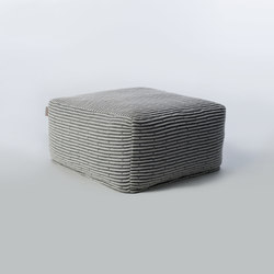 Accessories | Site Soft Sticks Outdoor pouf | Poufs / Polsterhocker | Warli