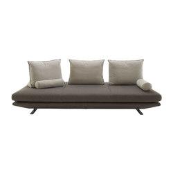 Prado | Large Settee Depth 120 Complete Item | Sofas | Ligne Roset