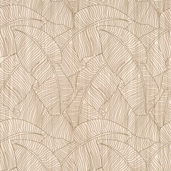 Fogliame | Pannelli per pareti | Inkiostro Bianco