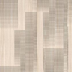 Rigato | Pannelli per pareti | Inkiostro Bianco
