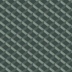 Giardino | Tessuti decorative | Inkiostro Bianco