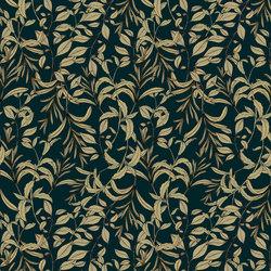 Foglia D´Oro | Drapery fabrics | Inkiostro Bianco