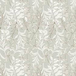 Foglia D´Oro | Tessuti decorative | Inkiostro Bianco