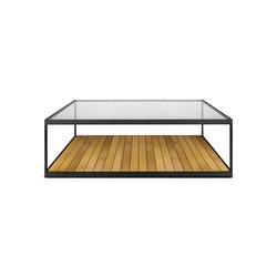 Garden Moore | Coffee Table Glass top | Mesas de centro | Röshults