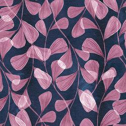 Rubicondo | Tessuti decorative | Inkiostro Bianco