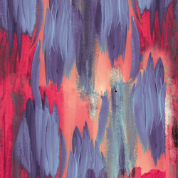 Pandora | Tessuti decorative | Inkiostro Bianco