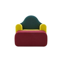 Slice | Armchair Complete Item | Armchairs | Ligne Roset