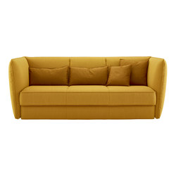 Softly | Bed Settee With 2 Arms Complete Item | Sofas | Ligne Roset