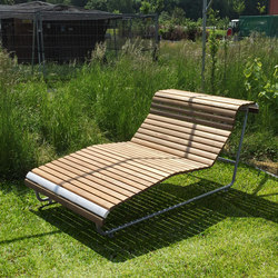 Landi Inclusion lounger | Sun loungers | BURRI